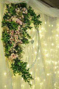 Esküvő és rendezvény dekor